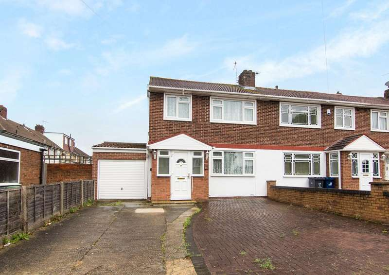3 Bedrooms House for sale in Enmore Road, Southall