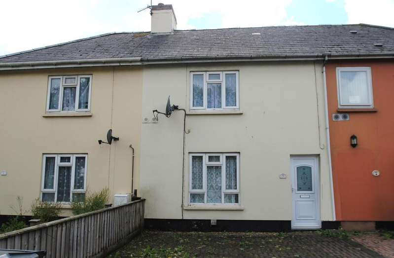 2 Bedrooms Terraced House for sale in Oakleigh Road, Barnstaple
