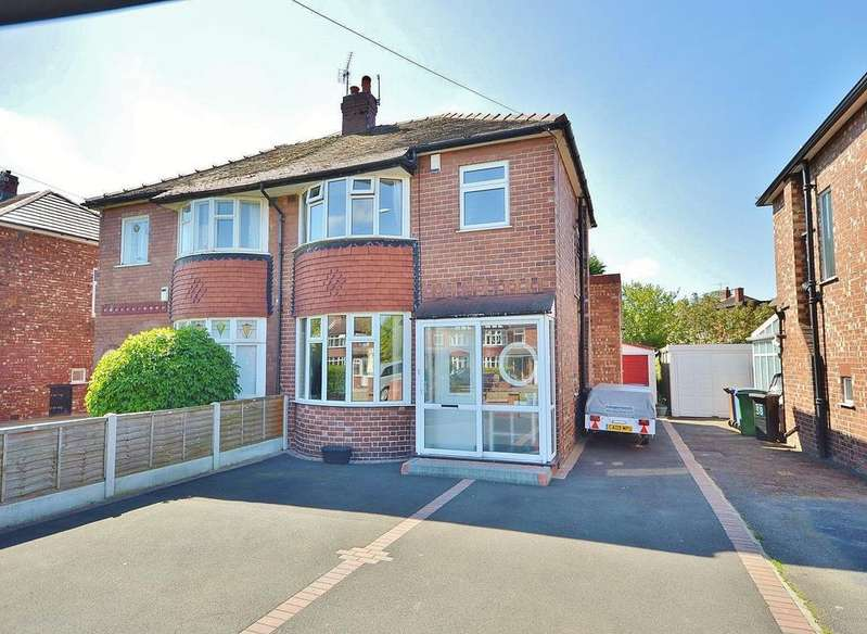 3 Bedrooms Semi Detached House for sale in Councillor Lane, Cheadle