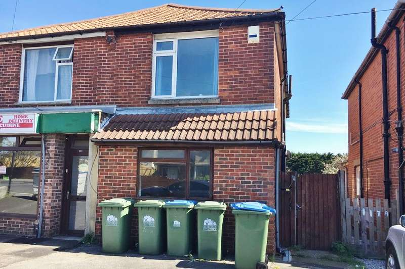 2 Bedrooms Semi Detached House for sale in Shirley, Southampton