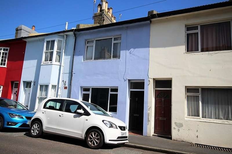 3 Bedrooms Terraced House for sale in Coleman Street, Brighton BN2