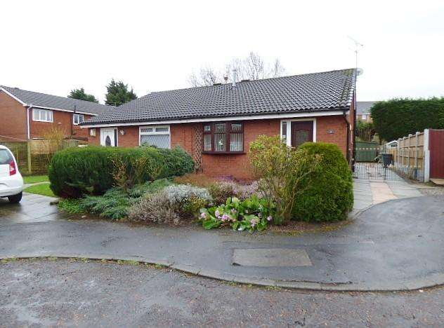 2 Bedrooms Bungalow for sale in Bond Close, Sankey Bridges, Warrington
