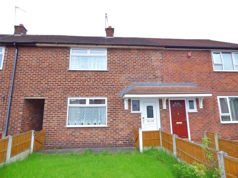 2 Bedrooms Terraced House for sale in Unity Crescent, Heywood, Greater Manchester, OL10