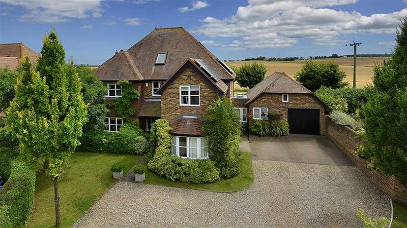 6 Bedrooms Detached House for sale in De Havillands, Bekesbourne, Canterbury, Kent