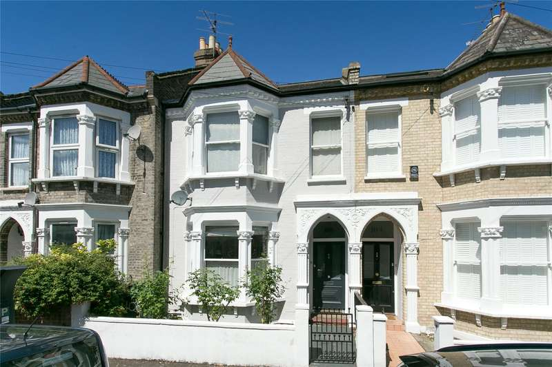 5 Bedrooms Terraced House for sale in Elms Crescent, London, SW4