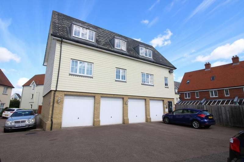 2 Bedrooms Apartment Flat for sale in Weetmans Drive, Colchester, Essex, CO4