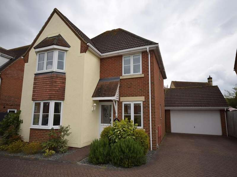 4 Bedrooms Detached House for sale in Maple Way, Dunmow, Essex, CM6