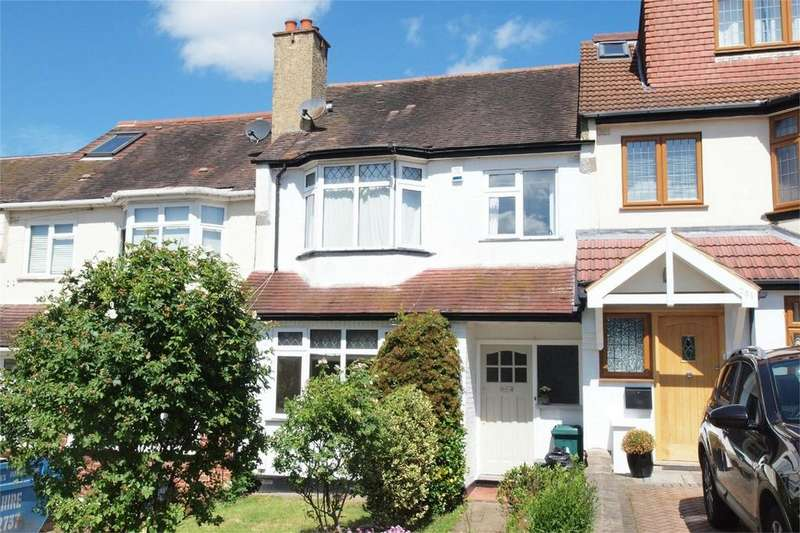 3 Bedrooms Terraced House for sale in Pickhurst Rise, West Wickham, Kent