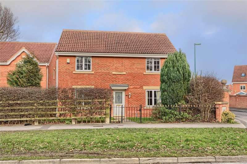 4 Bedrooms Detached House for sale in Aldenham Road, Guisborough