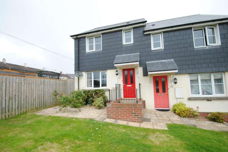 3 Bedrooms Semi Detached House for sale in Kit Hill View, Launceston