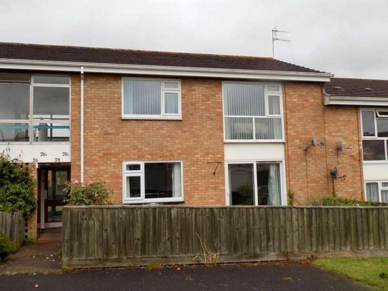 2 Bedrooms Flat for sale in Hamlin Gardens, Exeter