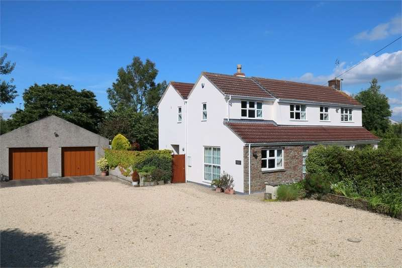 5 Bedrooms Detached House for sale in Yate Road, Iron Acton, BRISTOL