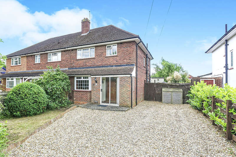 3 Bedrooms Semi Detached House for sale in Stephen Close, EGHAM, TW20