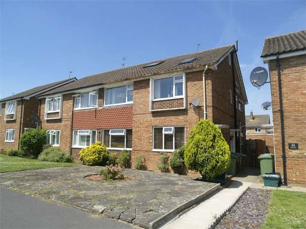 2 Bedrooms Maisonette Flat for sale in Jasmin Road, West Ewell