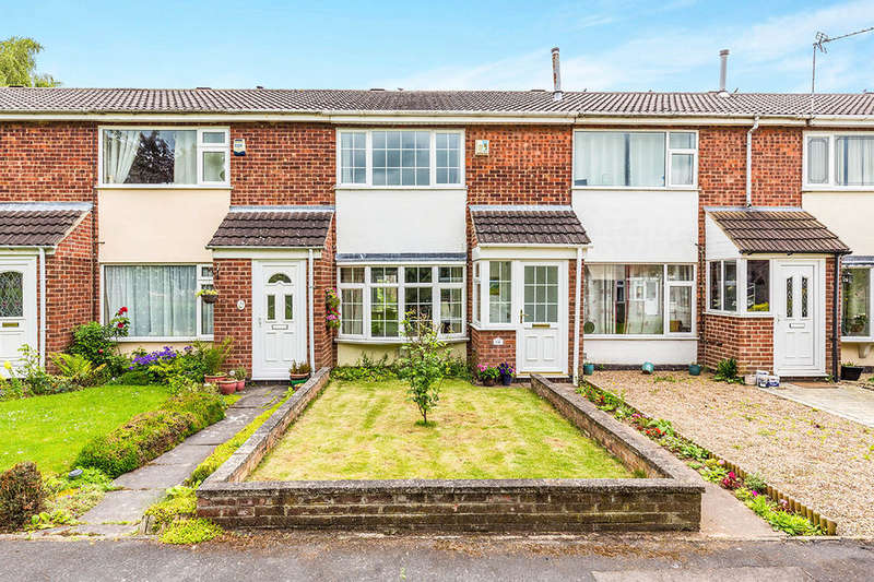 2 Bedrooms Property for sale in Manor Road, Barlestone, Nuneaton, CV13