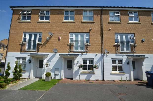 5 Bedrooms Terraced House for sale in Bampton Drive, LONDON