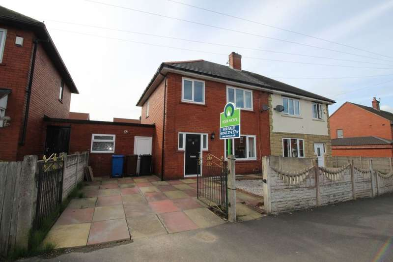 3 Bedrooms Semi Detached House for sale in Severn Road, Ashton-In-Makerfield, Wigan, WN4