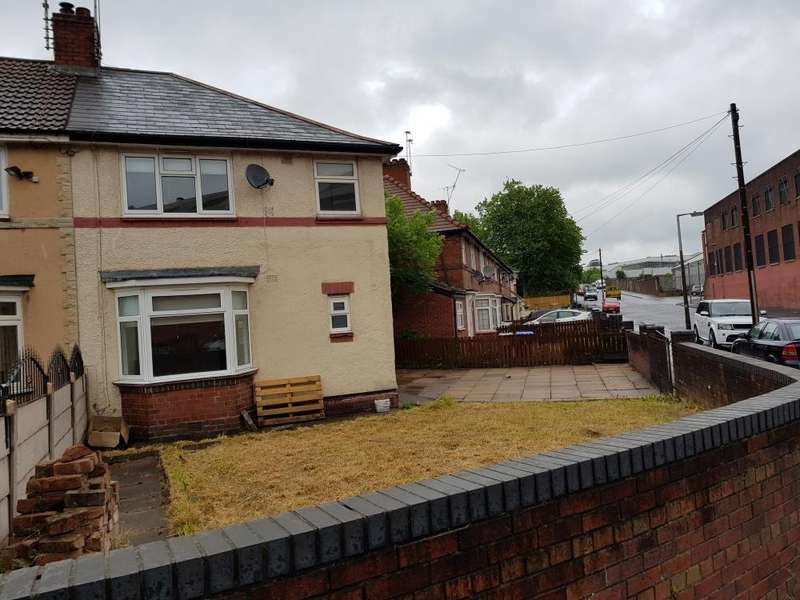 3 Bedrooms Semi Detached House for sale in , MIDDLEMORE RD, WEST BROMWICH, B71