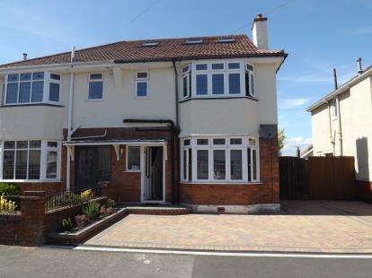 5 Bedrooms Semi Detached House for sale in Tuckton, Bournemouth, Dorset