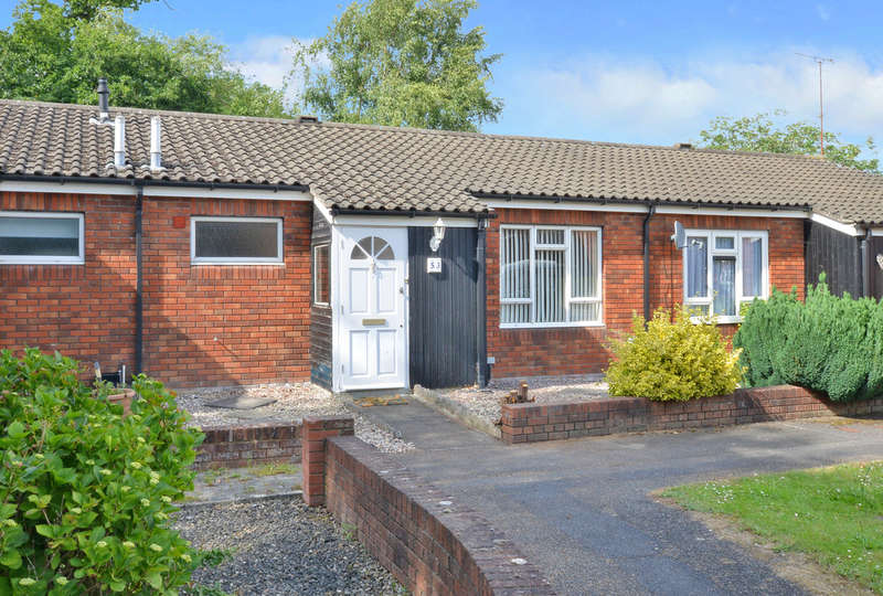 1 Bedroom Terraced Bungalow for sale in Yateley, Hampshire