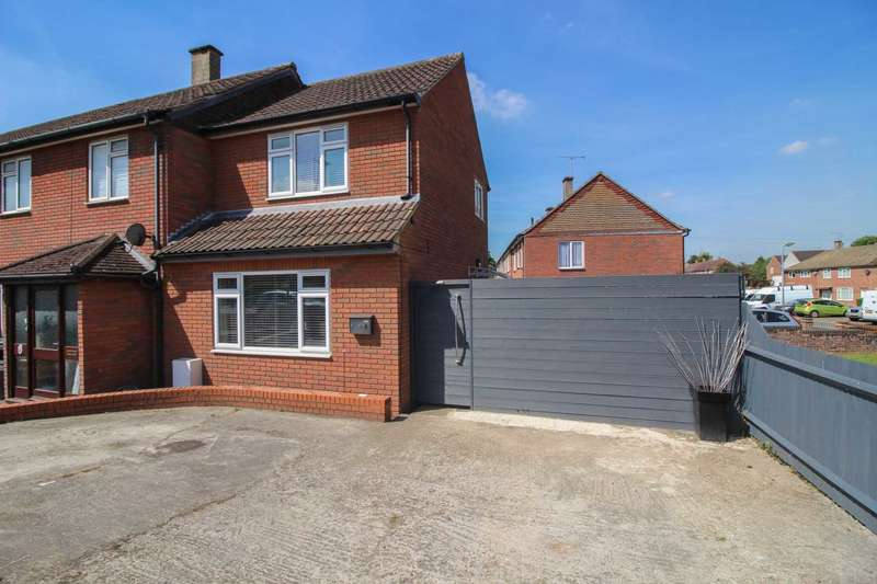 2 Bedrooms End Of Terrace House for sale in Prestwick Road, South Oxhey
