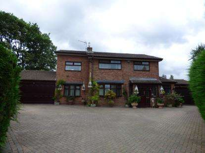 6 Bedrooms House for sale in Avelon Close, Lydiate, Liverpool, Merseyside, L31