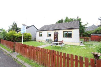 3 Bedrooms Bungalow for sale in Auchinstarry, Kilsyth, Glasgow, North Lanarkshire