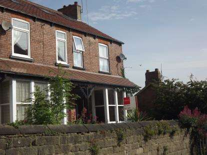 2 Bedrooms End Of Terrace House for sale in Prospect Terrace, Knaresborough, North Yorkshire