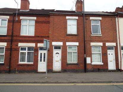 2 Bedrooms Terraced House for sale in Stoney Stanton Road, Coventry, West Midlands