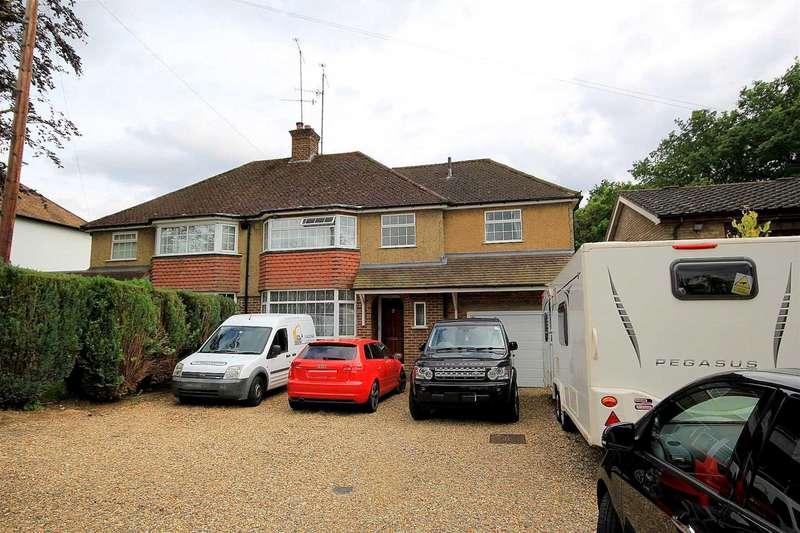 4 Bedrooms Semi Detached House for sale in Hyde Lane, Hemel Hempstead