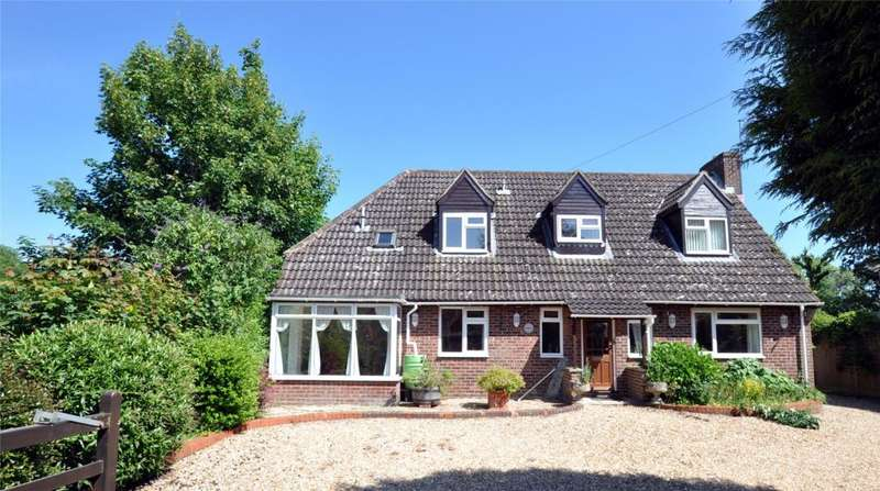 4 Bedrooms Detached House for sale in Duffield Lane, Woodmancote, Hampshire, PO10