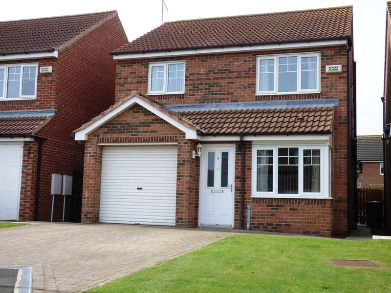 3 Bedrooms Detached House for sale in Acorn Court, Redcar