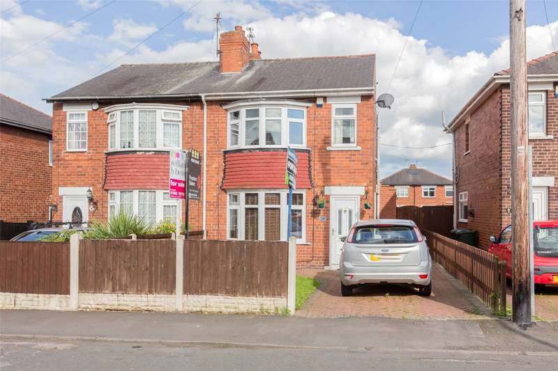 3 Bedrooms Semi Detached House for sale in Bedale Road, Doncaster, DN5