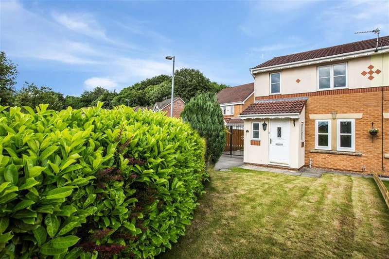 3 Bedrooms Semi Detached House for sale in Greylag Crescent, Worsley, Manchester, M28 7AB