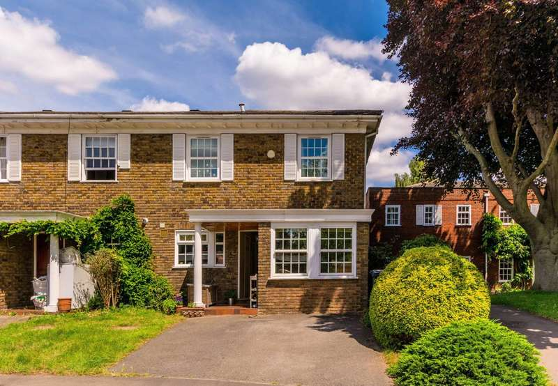 3 Bedrooms House for sale in Dartmouth Place, Chiswick, W4