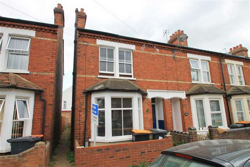 2 Bedrooms End Of Terrace House for sale in George Street, Bedford