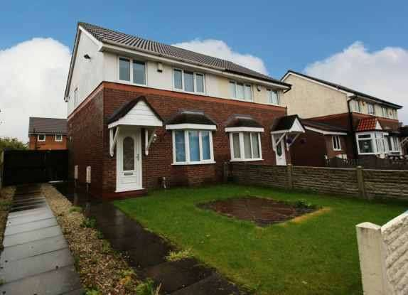 3 Bedrooms Semi Detached House for sale in Ribble Road, Wigan, Lancashire, WN2 5EU