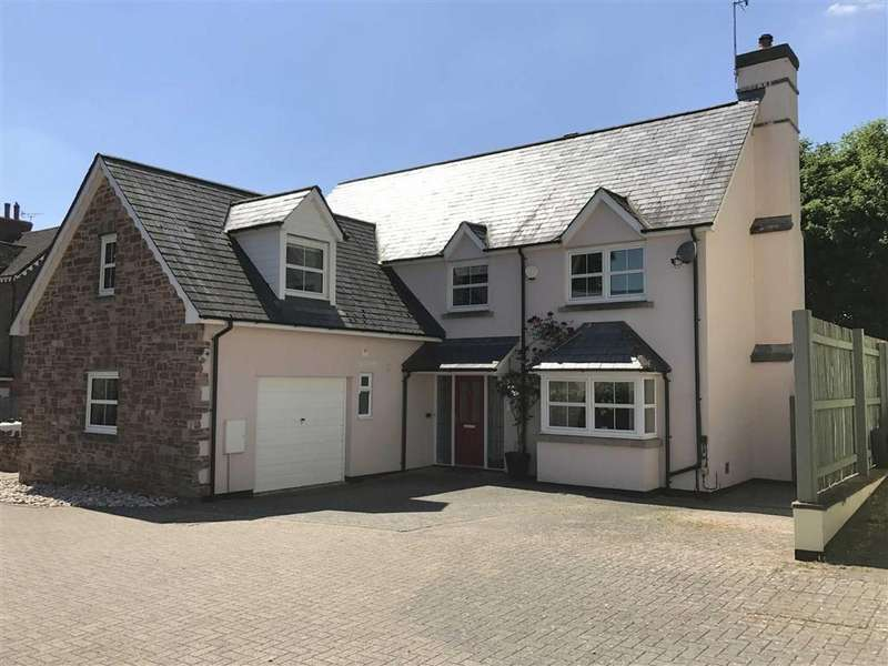 5 Bedrooms Detached House for sale in Weston Under Penyard