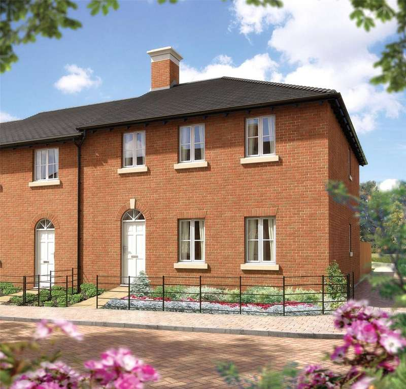 4 Bedrooms End Of Terrace House for sale in Winchester Village, Winchester, Hampshire, SO22