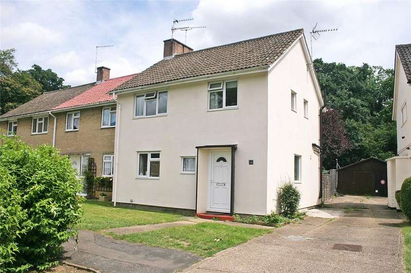 3 Bedrooms End Of Terrace House for sale in Thistle Grove, Welwyn Garden City, Hertfordshire