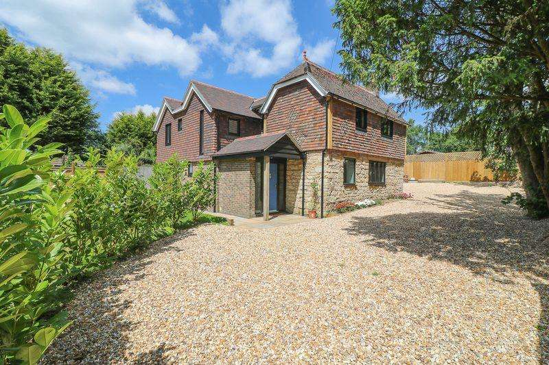 4 Bedrooms Detached House for sale in Frant Road, Tunbridge Wells
