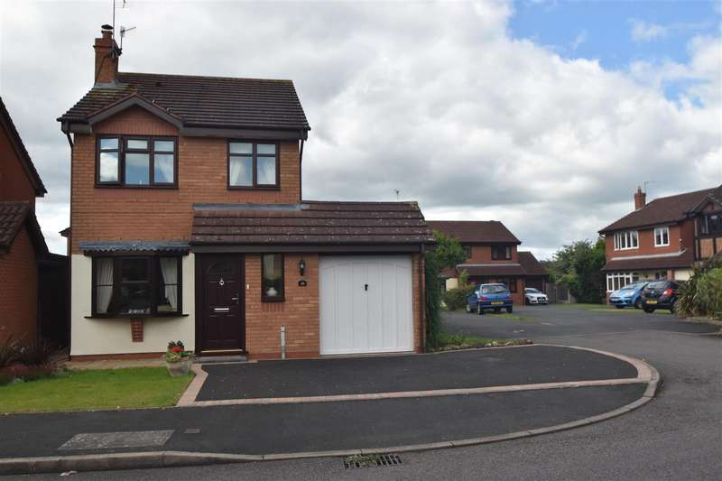 3 Bedrooms Detached House for sale in Great Western Way, Stourport