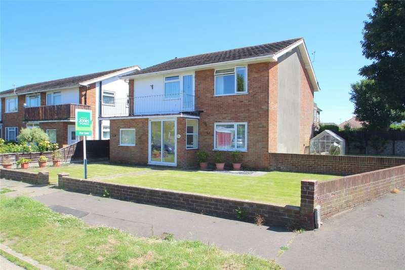 2 Bedrooms Apartment Flat for sale in Ingleside Crescent, Lancing, West Sussex, BN15