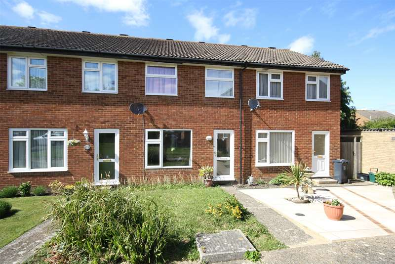 3 Bedrooms Terraced House for sale in Greenwood Drive, Redhill, Surrey, RH1