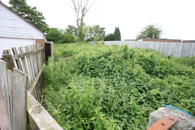 Land Commercial for sale in Land Adjacent Ivy Gardens, Brownhills Road, Norton Canes, WS11 9SE (For Sale by Auction Monday 3rd July 2017)