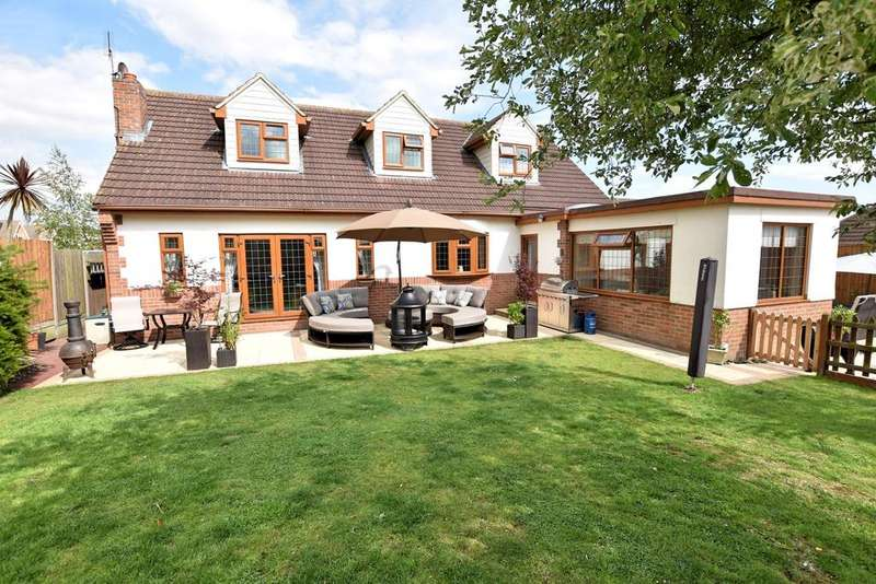 5 Bedrooms Chalet House for sale in Benfleet