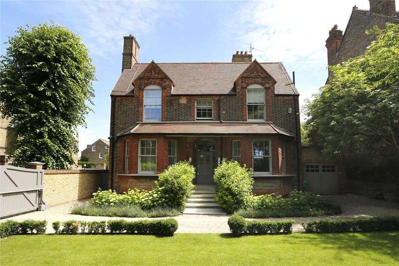 8 Bedrooms Detached House for sale in Bolingbroke Grove, London, SW11