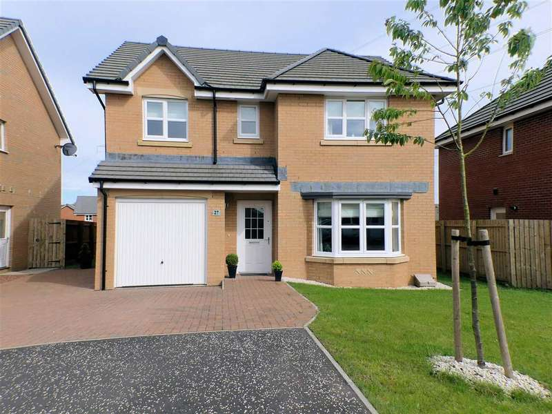 4 Bedrooms Detached House for sale in Springfield Gate, Lindsayfield, EAST KILBRIDE