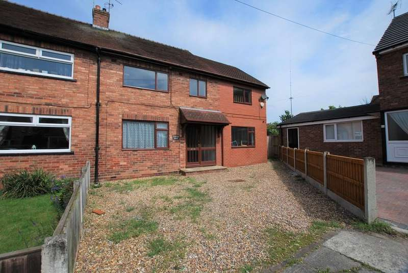 4 Bedrooms Semi Detached House for sale in Myrica Grove, Hoole, Chester