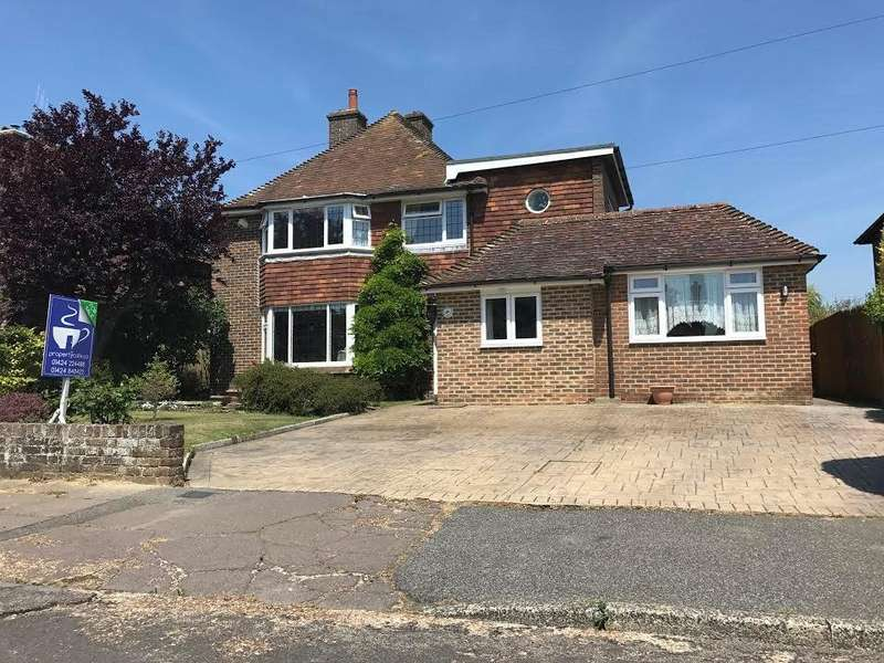 6 Bedrooms Detached House for sale in Newlands Avenue, Bexhill-on-Sea, TN39